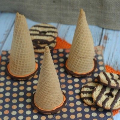 Easy Witches' Hats That Won't Scare the Kids!