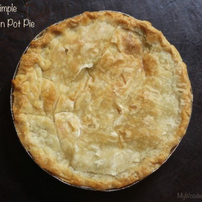 Chicken Pot Pie, the Easy Way