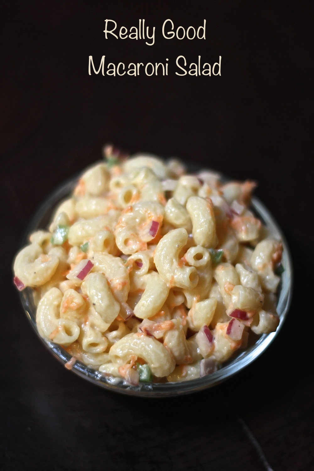 Really Good Macaroni Salad