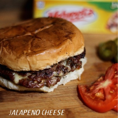 Jalapeño Cheese Bacon Burger for Your Next BBQ