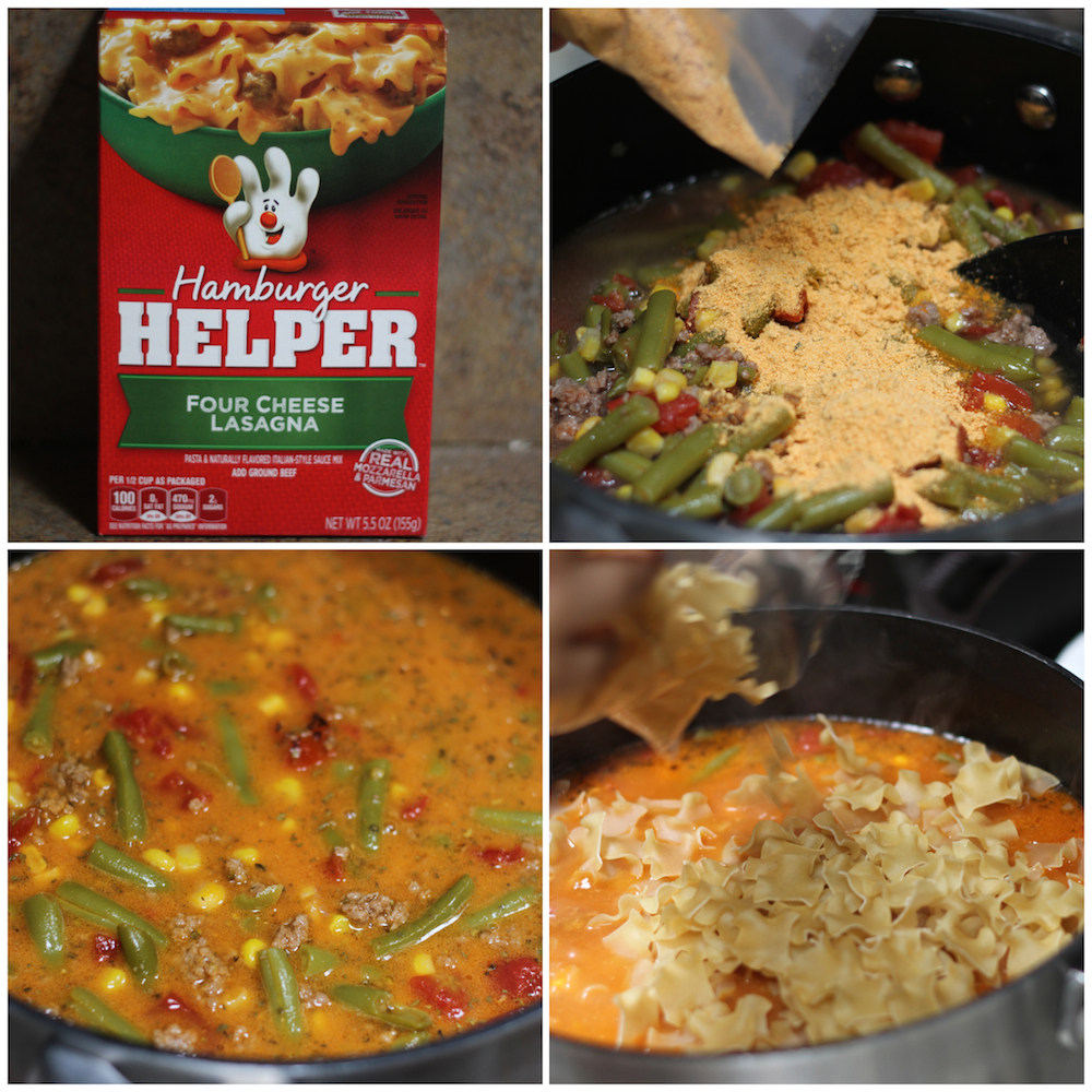 Hamburger Helper Goulash