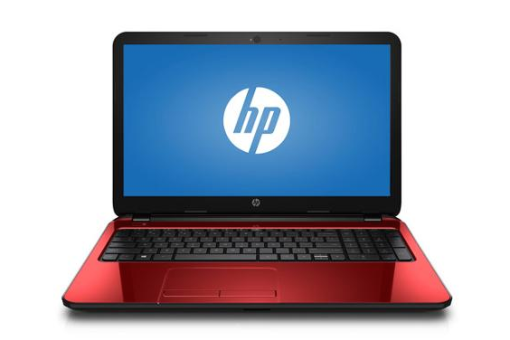 HP Intel Laptop Flyer Red