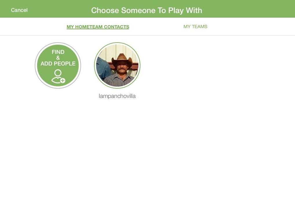 HomeTeam app profiles
