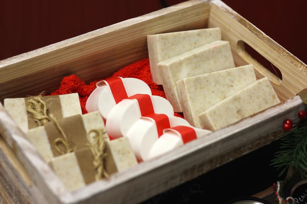 DIY handmade Soap bars