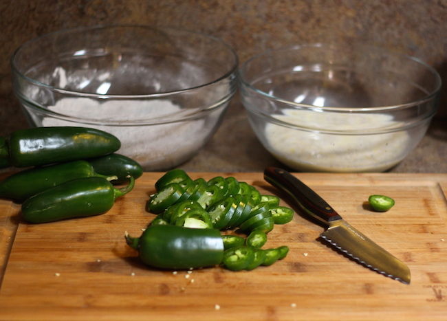 frying jalapenos