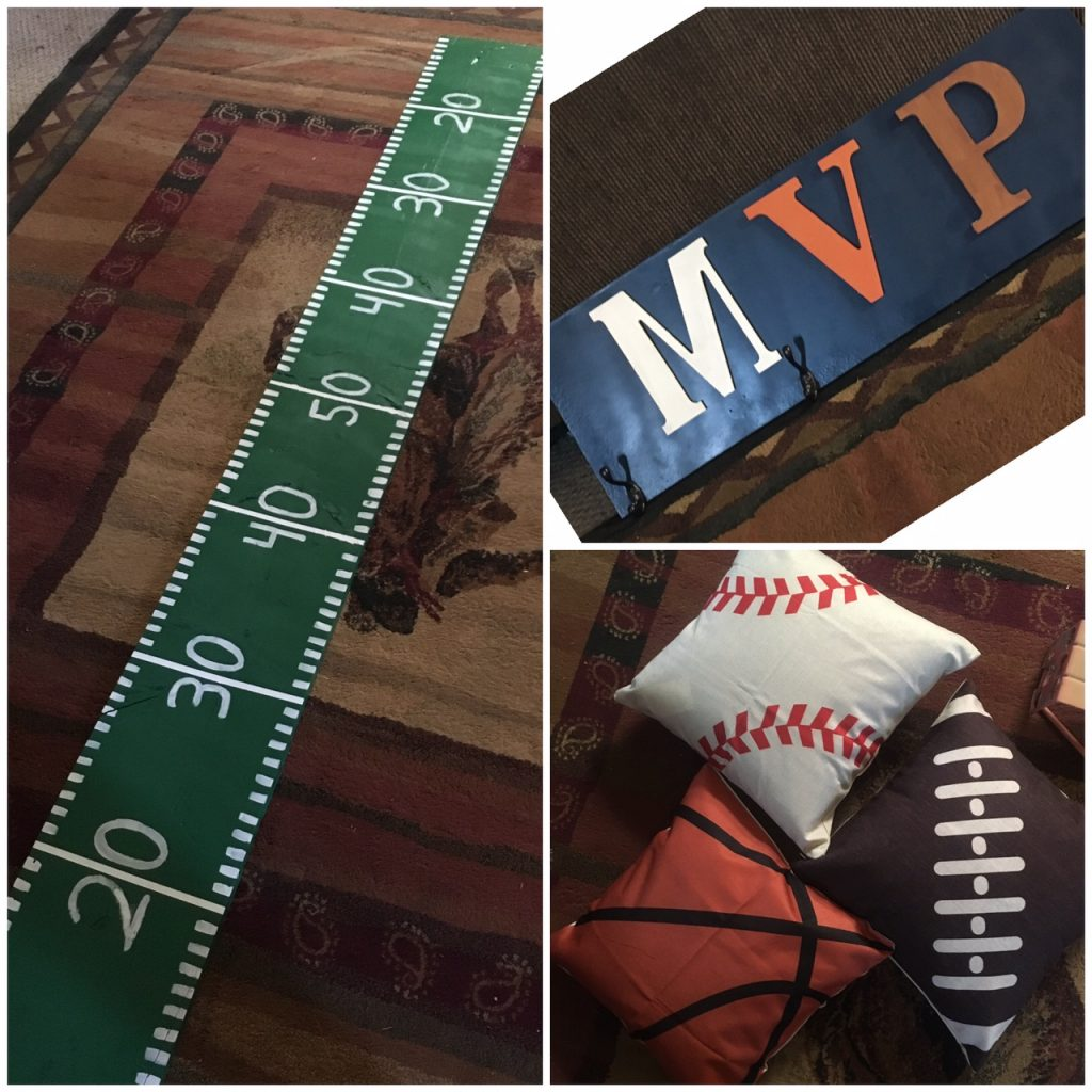DIY sports ideas