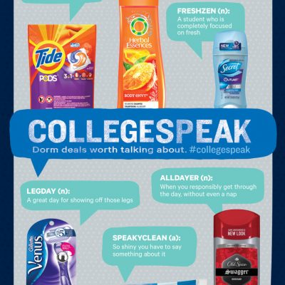 The REAL Back to College Essentials