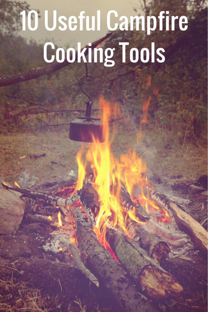 10 Useful Campfire Cooking Tools