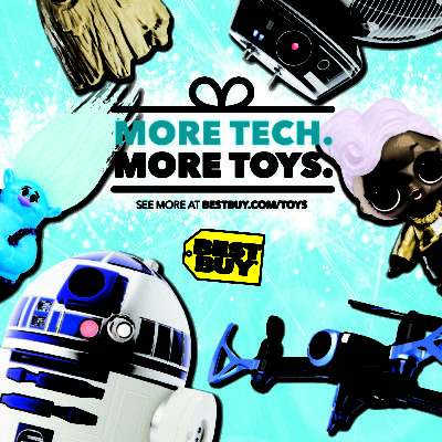 Best Buy Toy Catalog Gift Ideas!
