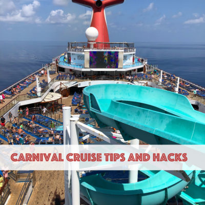 My Top 10 Carnival Cruise Tips