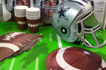 Fan Friday –  Kickoff Your Next Tailgating Party with a Touchdown!