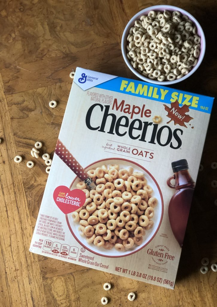 Heart to Heart Over Cheerios