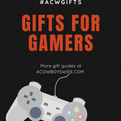 Holiday Gift Guide – 6 Gifts for Gamers