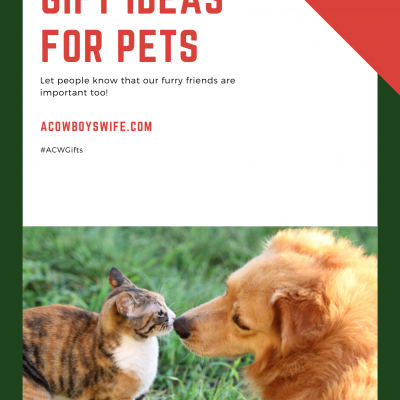 15 Gift Ideas for Pets