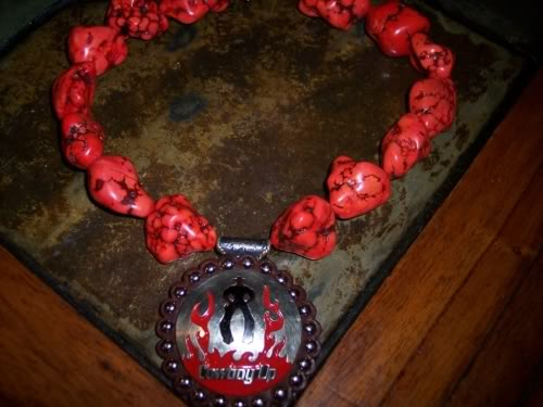 Wild West Cowgirl Funky Chunky Jewelry