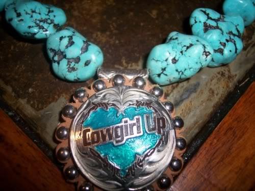 Chunky Turquoise Jewelry