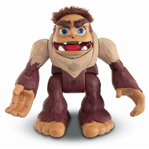 Top Toys, Including the Hottest BigFoot Toy in Action