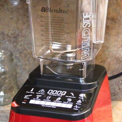 Blendtec Blender – Powerful, Sleek, High-Quality