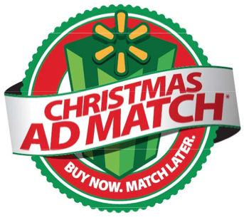 Walmart's Christmas Ad Match – Buy Now, Price Match Thru December 24th