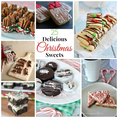 25 Delicious Christmas Sweets!