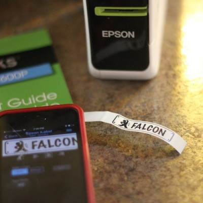 Epson LW-600P LabelWorks Label Maker with Wireless Technology