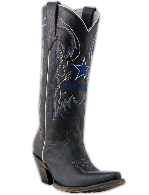 Gameday Dallas Cowboys Boots at Country Outfitter