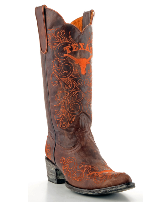 Gameday Texas Longhorns Boots at Country Outfitter