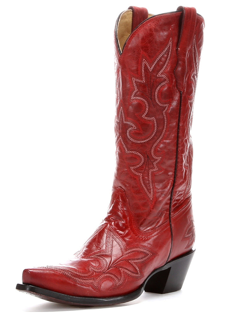 Gameday Texas Tech Boots at Country