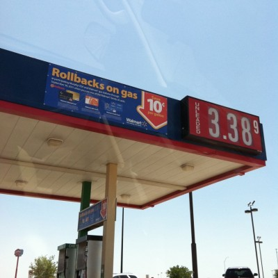 Saturday's Saver: Get Gas at Murphy USA for $.10 Less Per Gallon! (Ends 9/30)