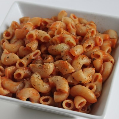 Macaroni and Tomato Sauce, a Family Tradition {Giveaway}