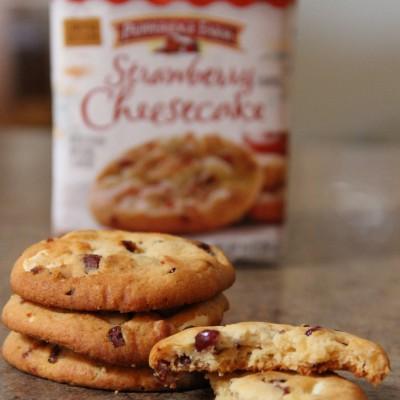 Pepperidge Farm Strawberry Cheesecake Cookies – A Cookie for Grownups