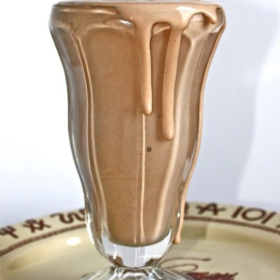 Banana Chocolate Shake