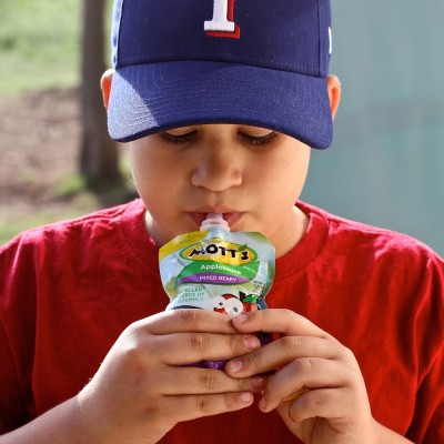 After Practice Snack – Mott's Snack & Go Applesauce