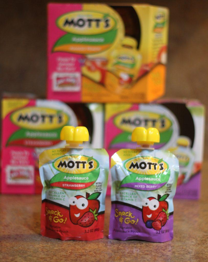 Mott's Snack & go Applesauce