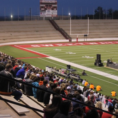 Fields of Faith in Sweetwater, Texas