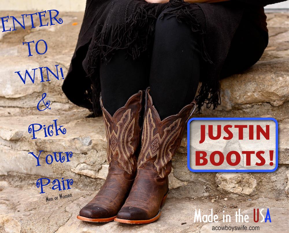 Justin-BootsBanner