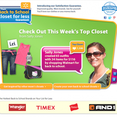 Back to School Apparel Tool: Build, Track, and Purchase Your Closet for Less