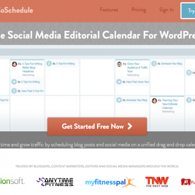 Yo Bloggers, Check Out, CoSchedule, the BEST Social Media Editorial Calendar EVER!