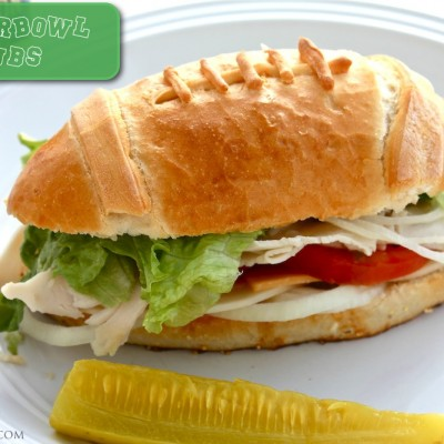 Super Bowl Subs for Football Fans!