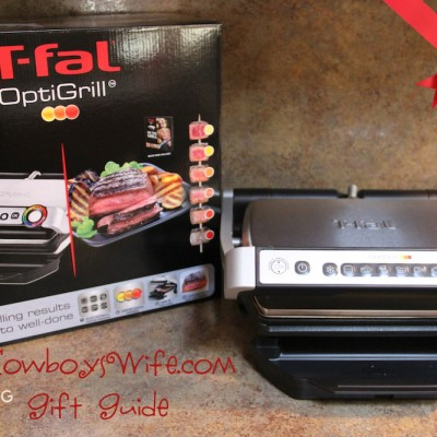 T-Fal OptiGrill – One Smart Appliance #ACWGG