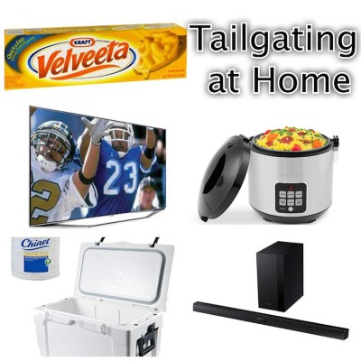 Top Tailgating Essentials Y'all!