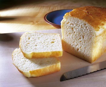 Gluten Free White Bread for Bread Machines