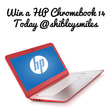 HP Chromebook Giveaway!