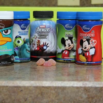 Truett's Choice of Vitamin, in Disney Form