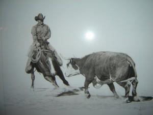 Western Gift Idea – Brian Asher Art Cowboy Drawing