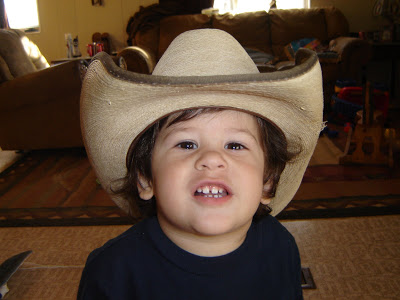 My Handsome Lil Cowpoke