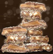 Food Porn with English Toffee