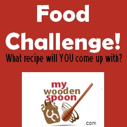 FOOD CHALLENGE! What Recipe Will YOU Make?