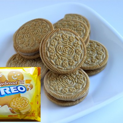 Creative Recipes Using the Limited Edition Gingerbread Oreo Cookies