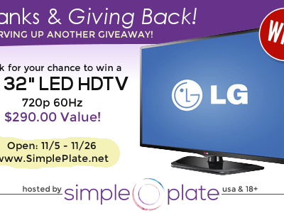 What is Your Favorite Holiday Movie? LG LED HDTV {Giveaway}